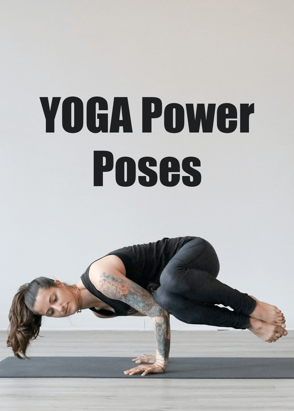 Yoga Power Poses