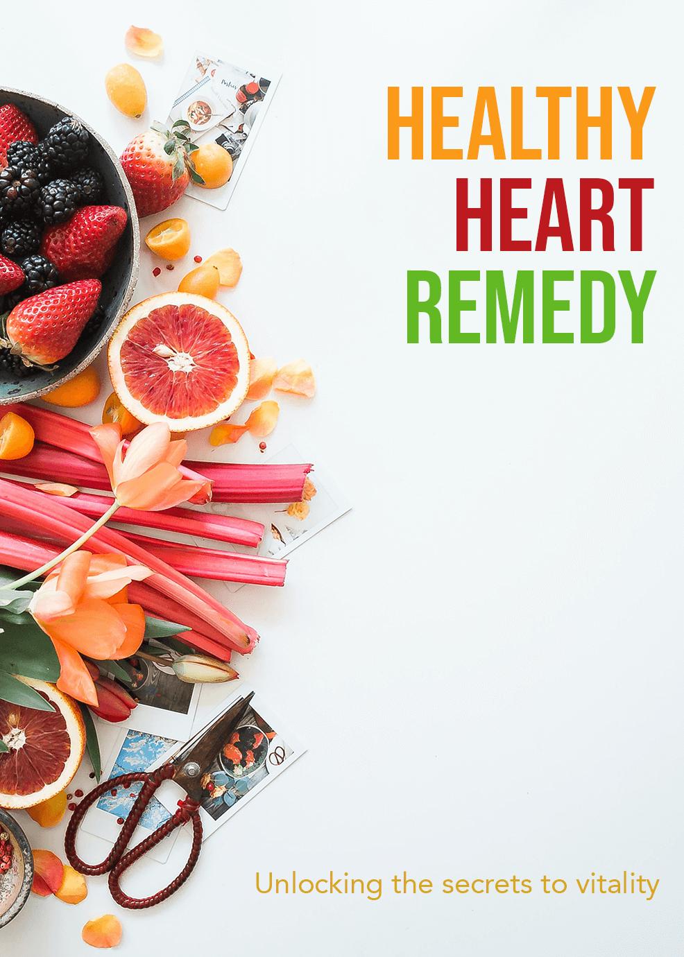 Healthy Heart Remedy Pro
