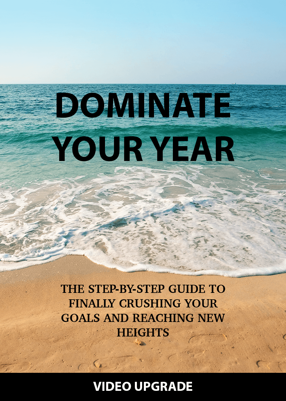 Dominate Your Year Video Upgrade